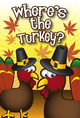 Funny Thanksgiving Turkeys